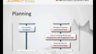 Upgrading Dynamics NAV - The Upgrade Methodology