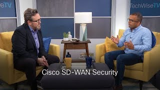 Cisco SD-WAN Security on TechWiseTV Live