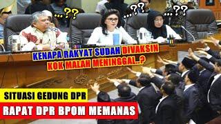 Download MEMANAS.! DPR Cecar BP0M Tolong Jelaskan Kenapa Rakyat Sudah D1v4ks1n Kok Malah Men1ngg4l Dunia.?