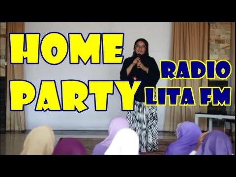 HOME PARTY | RADIO LITA FM