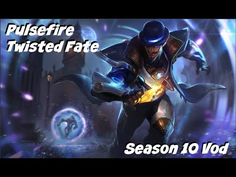 Pulsefire Twisted Fate Vod