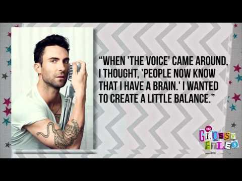 Adam Levine Talks Sleeping with Lots of Women!