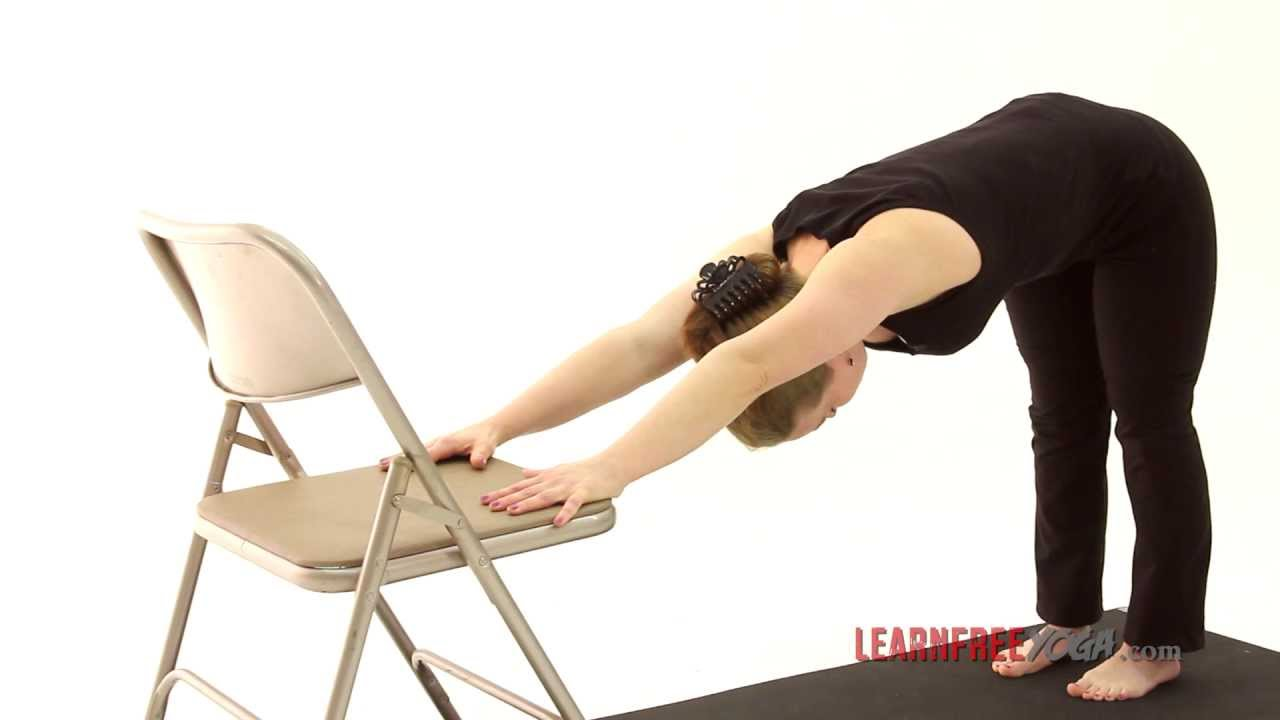 youtube chair yoga simply bows and covers dundee for beginners sun salutation b warm up with