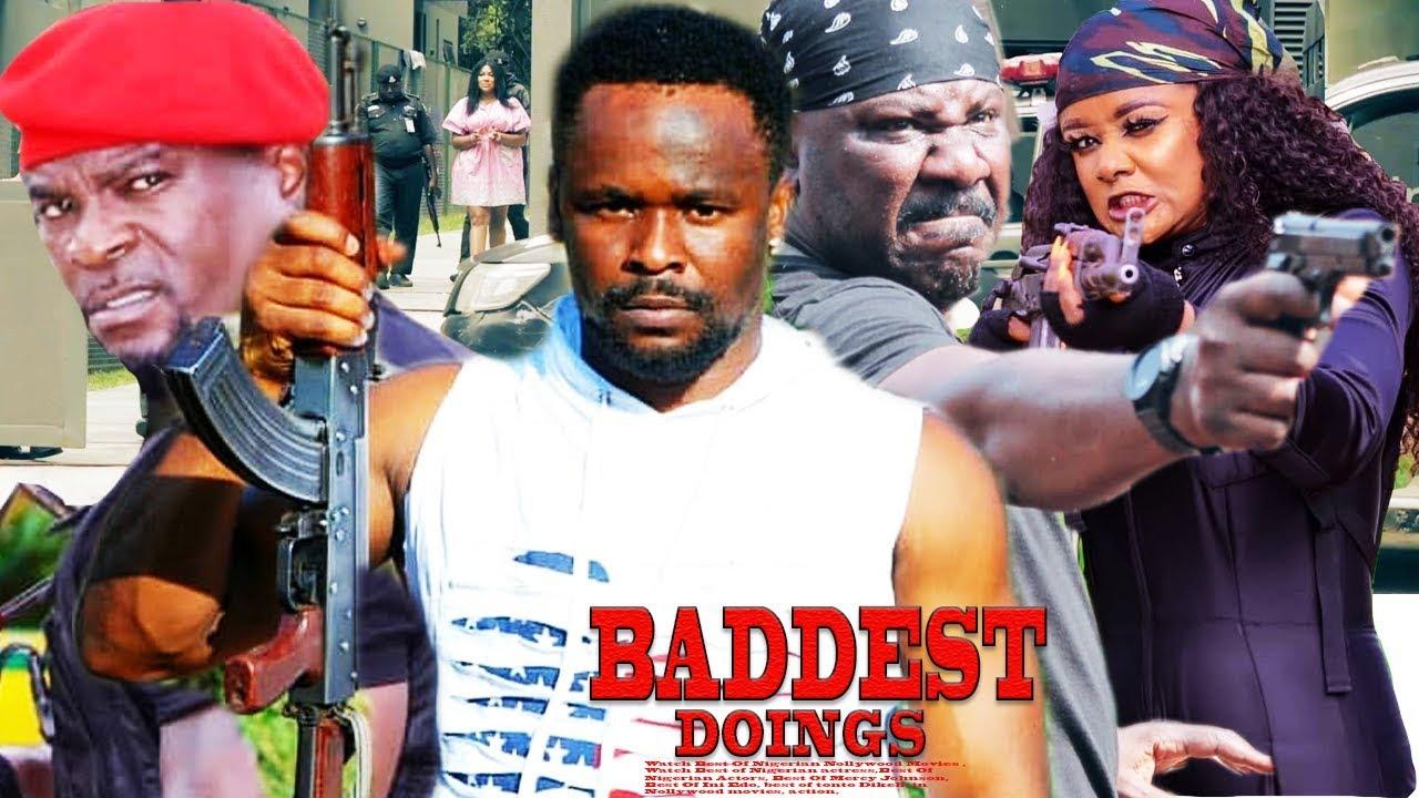 Download Baddest Doings Season 2 - Zubby Micheal|Latest Nigerian Nollywood Movie