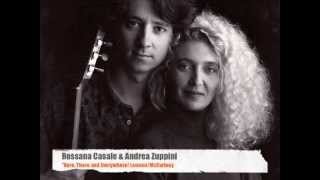 """Rossana Casale & Andrea Zuppini - """"Here There and Everywhere"""""""