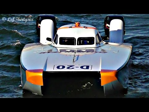 [HD] Suzuki FIM, Catamarani 3000 e 5000 - Brindisi Offshore 2016 [Full video]