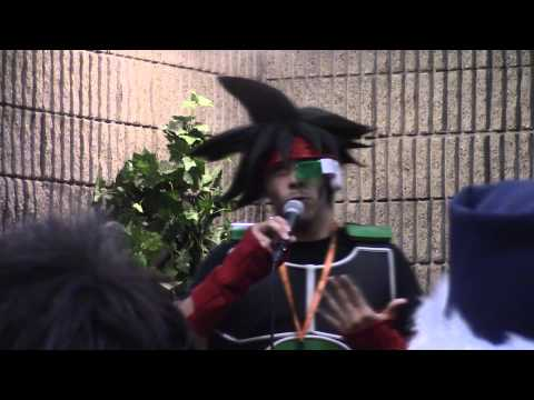 Bardock Sings Slaughter Your World - MomoCon 2015 Karaoke