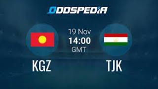 Кыргызстан Таджикистан Футбол 2019ПРЯМОЙ ЭФИР Kyrgyzstan Tajikistan Football 2019  Live