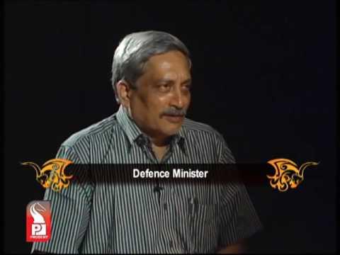 Prudent Media | Head on with Manohar Parrikar | 02Feb17 Epi 136
