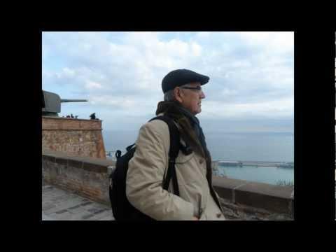 TOUR A MONTJUIC  BARCELONA