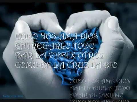 Como Nos Ama Dios  -  SON BY FOUR