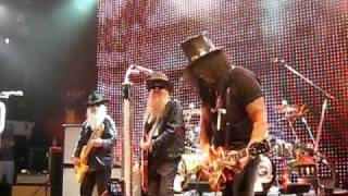 ZZ Top at the House of Blues with Slash & John Mayer