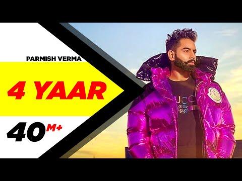 Parmish Verma | 4 Peg Renamed 4 Yaar (Full Video) | Dilpreet Dhillon | Desi Crew | Latest Songs 2019