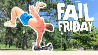 FAIL FRIDAY - The Horsefly Bit Her.