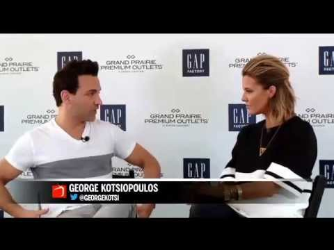 Part 2 Courtney Kerr Goes 1 on 1 with George Kotsiopoulos