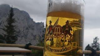 Bierwanderung Alpenwelt Karwendel