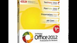 SoftMaker Office Professional 2012 rev 663 Multilanguage Portable