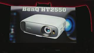 IF YOU'RE TRADING IN YOUR 4K TV FOR A PROJECTOR YOU MIGHT WANT TO UPGRADE NOT DOWNGRADE?