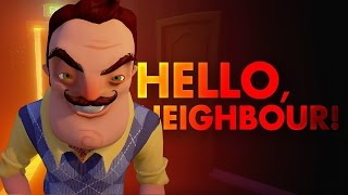 HELLO NEIGHBOR - THE NEIGHBOUR'S NEW BIG SECRETS!?