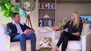 Νέα Υόρκη: Συνέντευξη του Μάριου Φραγκούλη στην Γιάννα Νταρίλη