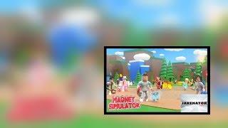Roblox Magnet Simulator Livestream | Family Friendly