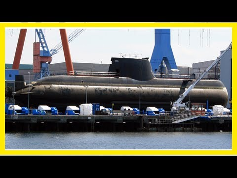 News today-South koreas submarine forces may someday carry nuclear weapons