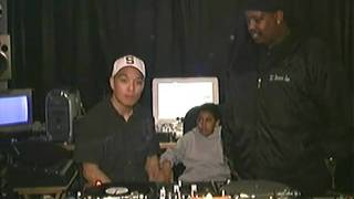 STUDIOJAMTV DJ QBERT IN THE MIX WITH SKRATCHY SEAL AND FRIENDS LIVE @ THE OCTAGON LAIR S.F. CA