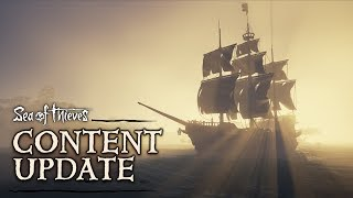 Official Sea of Thieves Content Update: Shrouded Spoils