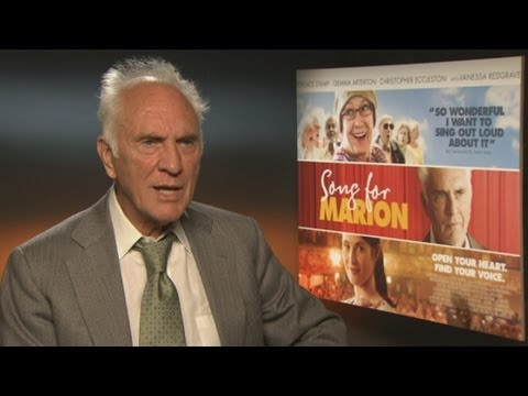 Song for Marion: Terence Stamp jokes about Vanessa Redgrave and their century in showbiz