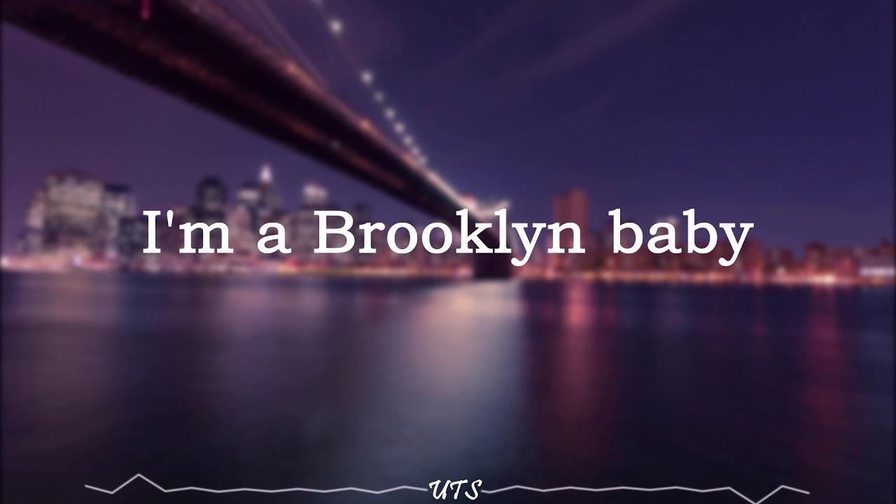 Download Lana Del Rey - Brooklyn baby (Lyric Video)