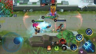 Atlas The New Hero of Mobile Legends Bang Bang / atlas hero baru mlbb /atelas ml / atlas ml