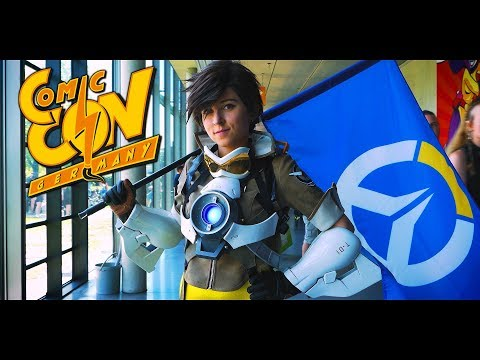 Comic Con Germany 2018 :: Stuttgart, Germany :: 4k Cosplay Video - Sevenblade