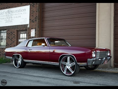 Chicago Whips : 1970 Chevrolet Monte Carlo on 24