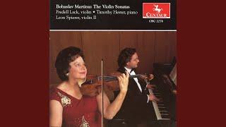 Violin Sonata No. 3, H. 303: I. Poco allegro