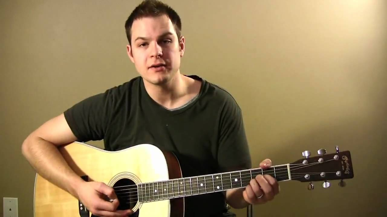 Amazing Grace My Chains Are Gone Chris Tomlin Tutorial With Chord