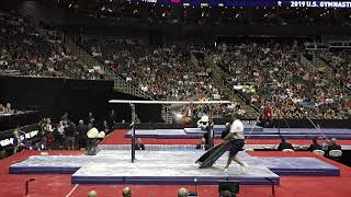 Michael Fletcher – Parallel Bars – 2019 U.S. Gymnastics Championships – Senior Men Day 2