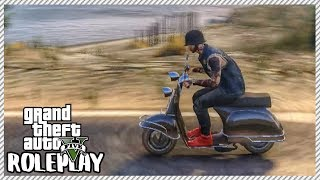 GTA 5 ROLEPLAY - Scooter Crew Ganging Up on Cops | Ep. 224 Civ