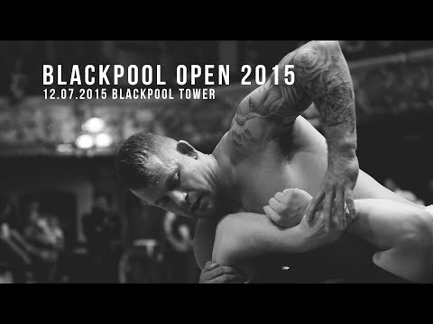 Blackpool Open 2015 - BJJ Highlights