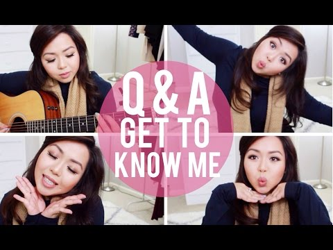 Q&A | Boyfriend, Job, Youtube, School, & Goals!