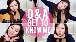Q&A | Boyfriend, Job, Youtube, School, & Goals! Thumbnail