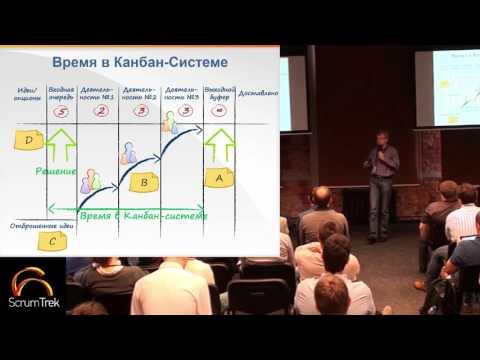 Алексей Жеглов, Время в Канбан-системе – что мы о нём знаем и как использовать