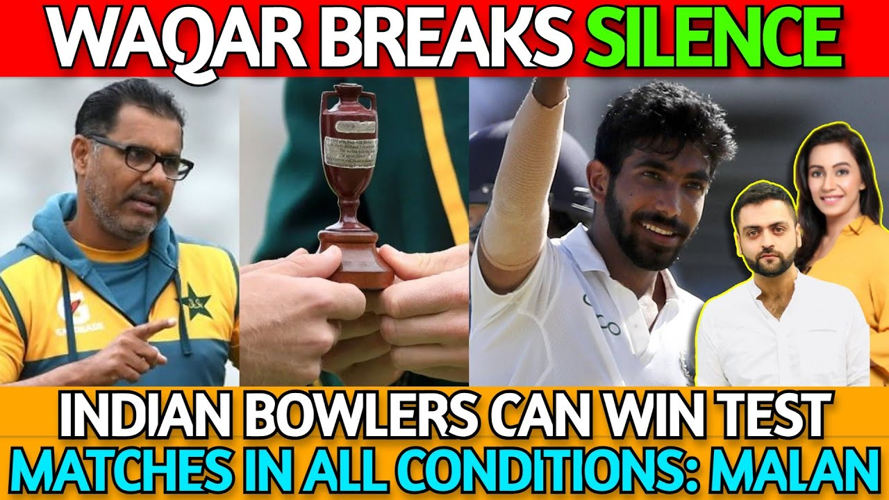 Download Waqar Younis Breaks Silence   Indian Bowlers can win Test Matches   England to Boycott Ashes?