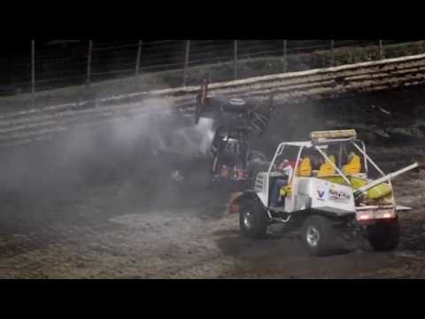 RIVERSIDE INT SPEEDWAY 305   9 10 16 - dirt track racing video image