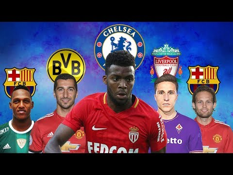 LATEST TRANSFER NEWS 2018 | THOMAS LEMAR TO CHELSEA, DALEY BLIND TO BARCELONA and more
