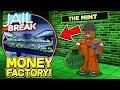 *NEW* ROBLOX JAILBREAK THE MINT BANK ROBBERY!!!