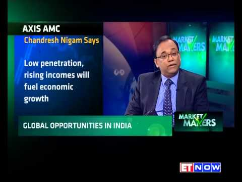Market Makers With Chandresh Nigam of Axis AMC | FULL SHOW