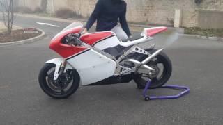 Proto moto 2 temps  250cc