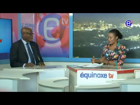 THE 6 PM NEWS EQUINOXE TV(GUEST BAR. FRU JOHN SOH) WEDNESDAY MAY 09TH 2018