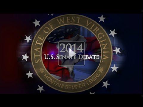 2014 West Virginia U.S. Senate Debate