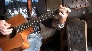 Death of a clown The Kinks on acoustic guitar